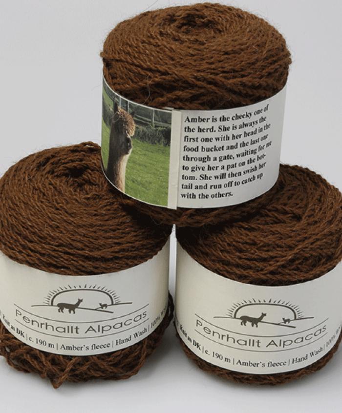 Amber-wool