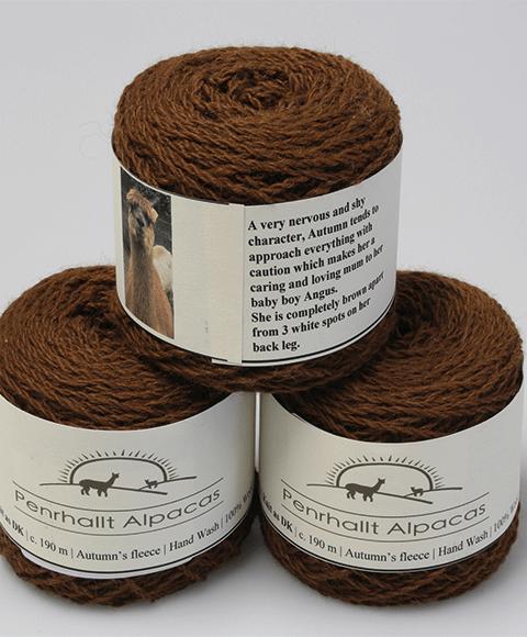 Autumn-wool