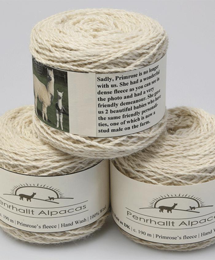 Primrose-wool